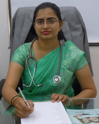 Dr. Mrs Varsha Patil Obstetrician and Gynecologist